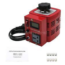 220v 05kw Aps 500w Variac Autotransformer Voltage Regulator Powerstat 0 300v