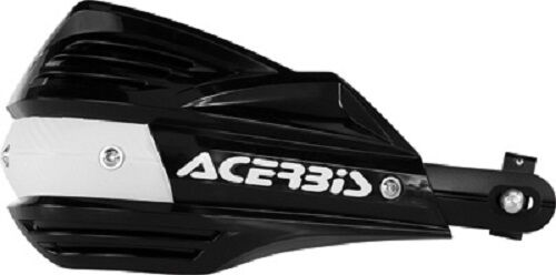 Acerbis X-Factor Hand Guards Handlebar Motorcycle Dirt Bike Black//White