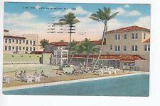 Lido Pool West Palm Beach Florida FL