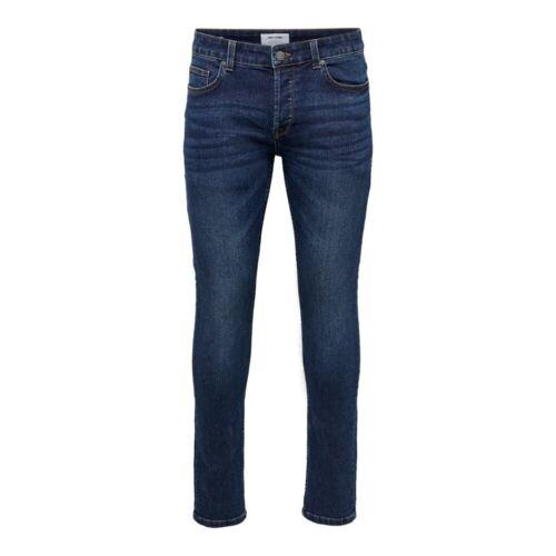 Jeans Only e Sons LOOM SLIM BLUE PK 5144 Blu 22015144 Uomo