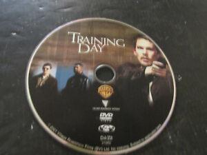 DVD Película - Training Día 2001 Original Sólo DVD No Funda