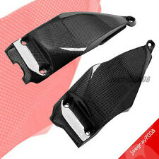 RC Carbon Fiber Air Intake Side Covers DUCATI Streetfighter S 1100 848