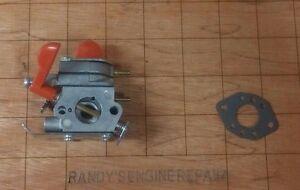 Poulan Craftsman Zama OEM W-19 Carburetor w/GASKET ...