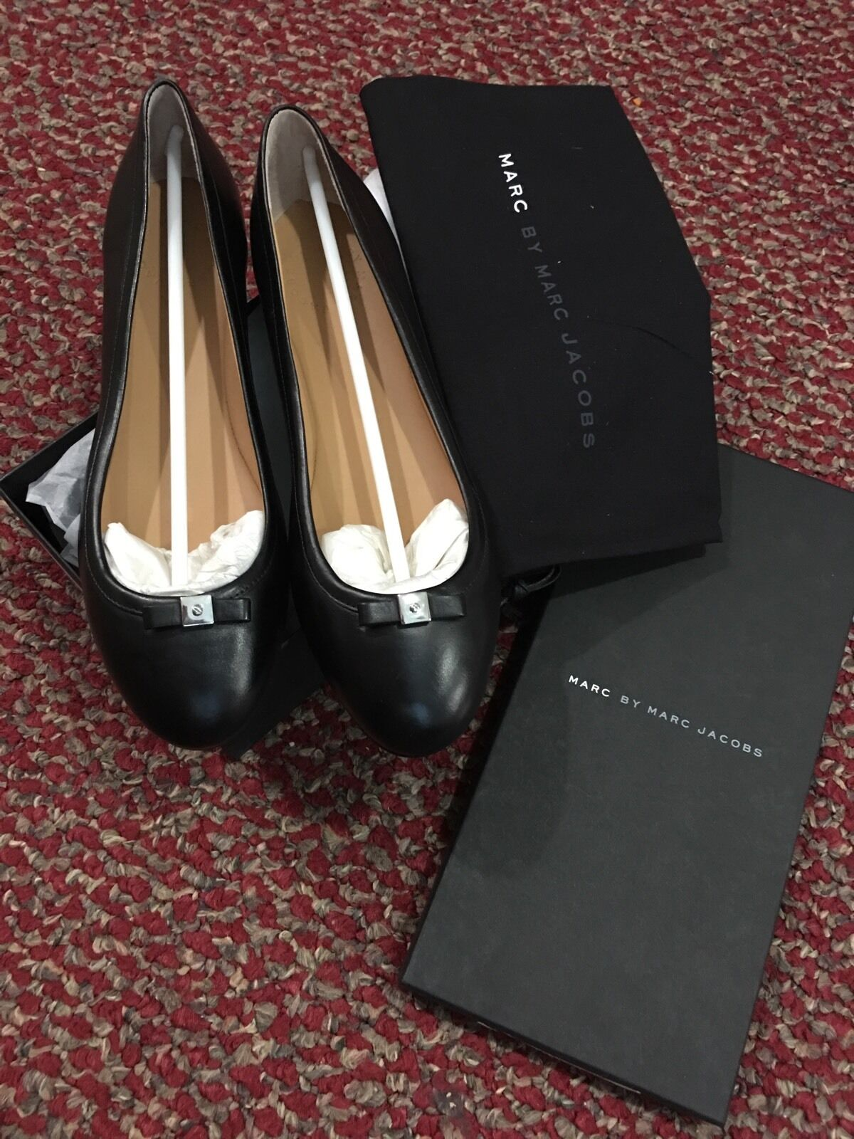 New Authentic Marc By Marc Jacobs Flats Size 38