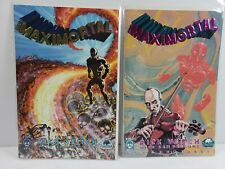 Misplaced #1 An0maly Virgin Variant NM Source Point Press LTD 200 Parsons