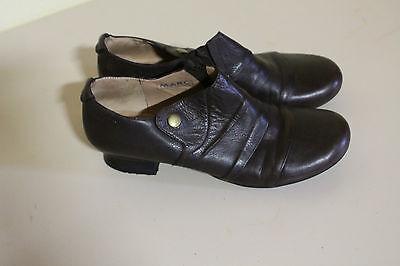 Marc Softwalk Schuhe Halbschuhe Leder Gr.40,guter Zustand