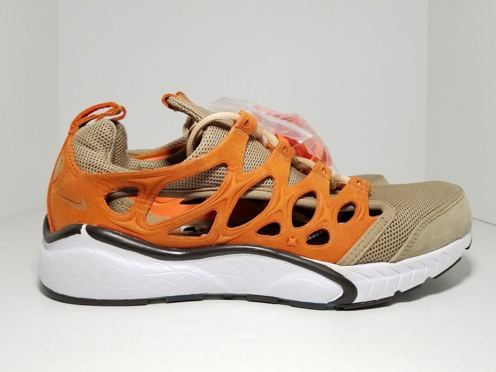Nike air zoom chalapuka nikelab sicuro vachetta tan al sicuro nikelab 872634-202 scarpe da uomo taglia 9 074706