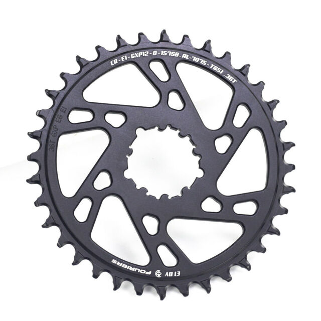 Fouriers Chainring 0mm Offset Direct Mount for Sram GXP Boost 157mm Chainwheel