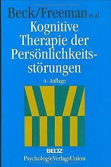 Kognitive Therapie der Persönlichkeitsstörungen von Beck...   Buch   Zustand gut