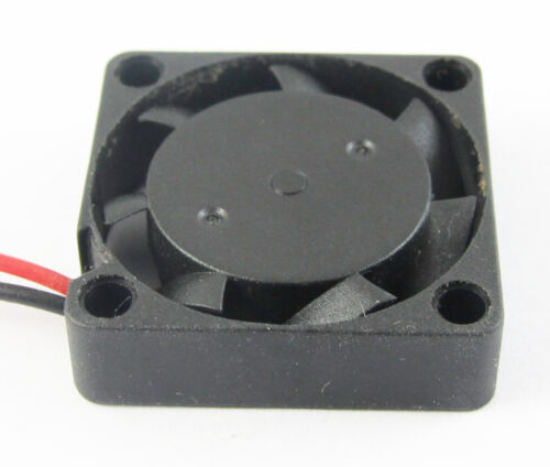 5pcs Brushless DC Cooling Fan 40x40x10mm 4010 12V 0.08A 2pin Connector US
