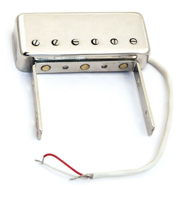 genuine gretsch neck humbucker pickup for jazz guitar g100ce 0069871000 for sale online ebay. Black Bedroom Furniture Sets. Home Design Ideas