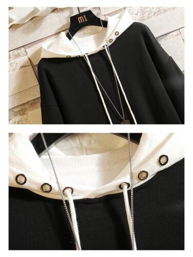 Anime Toilet-Bound Hanako-kun Cosplay Hoodie Coat Unisex Jacket Pullover Tops