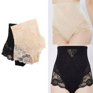Control-Panties-Lace-High-Waist-Firm-Body-Shaper-Magic-Knickers-Briefs