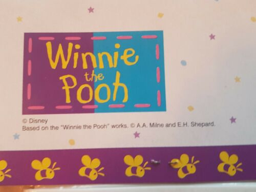 4 x 2.7m Winnie The Pooh Party Flag Bunting Banners 32 flags. Approx 10 metres