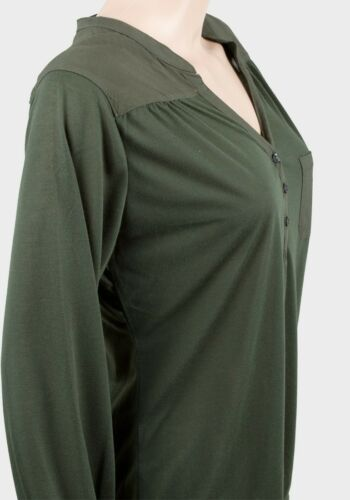 Great Fashionable Simple Top For All Occasions October Ladies Long Sleeve Top