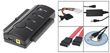 100% Brand New USB 2.0 TO SATA / IDE (2.5,3.5 INCH) CONVERTER CABLE KIT