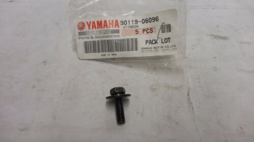 W//WASHER; 9011910M1800 Yamaha 90119-10M18-00 BOLT