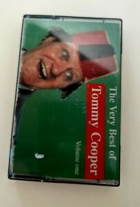 The-Very-Best-Of-Tommy-Cooper-Volume-One-LIVE-COMEDY-cassette-tape