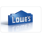 $150 Lowes Gift Card