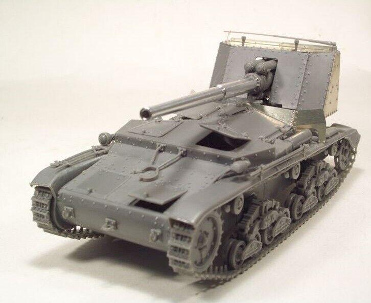 1 35 BRACH MODEL canon 90 53  vendu monté
