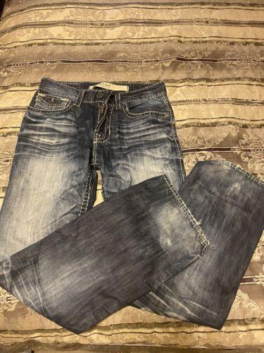 Men's BUCKLE Big Star Pioneer Jeans Men's Size 32L