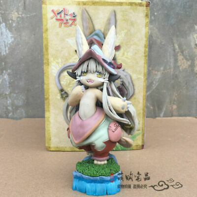 Anime Made in Abyss Nanachi PVC Figure New Toy Gift No Box 14cm