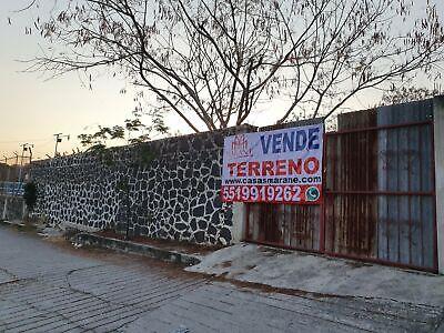 Terreno con bardas y cisterna en venta zon urbana y vista panoramica Yautepec