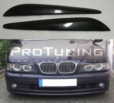 F30 F31 eyebrows Front headlight spoiler lightbrows eye lids brows covers Mask