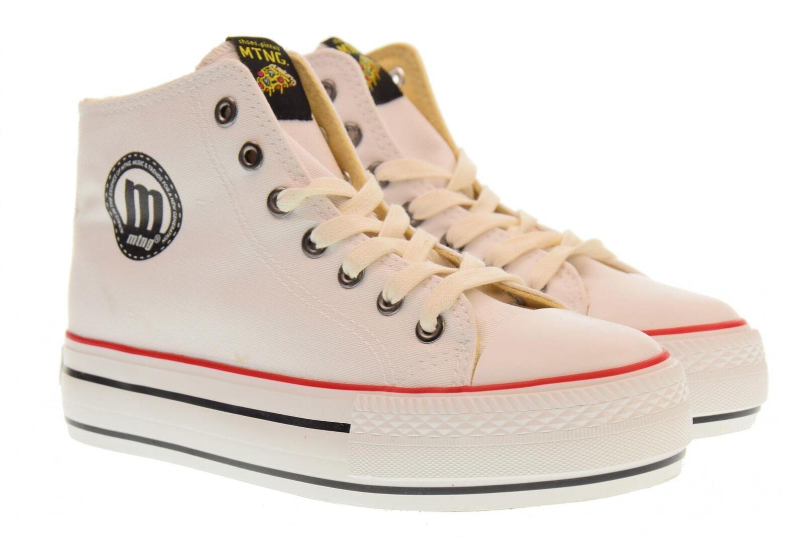 Zapatos de Mujer Alto Plataforma mtng A18u tenis tenis tenis 69458 I222 más grande-K  100% precio garantizado