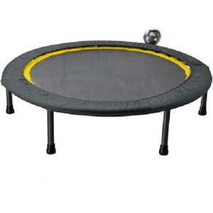Trampoline 36 Inch  Circuit Trainer Adjustable Incline Foldable