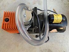 Alcatelfranklin Electric Vacuum Pump Model 1101006419