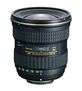Tokina AT-X PRO DX 11-16 mm / 2,8 II  Canon EOS Neuware ( die neue Version II )