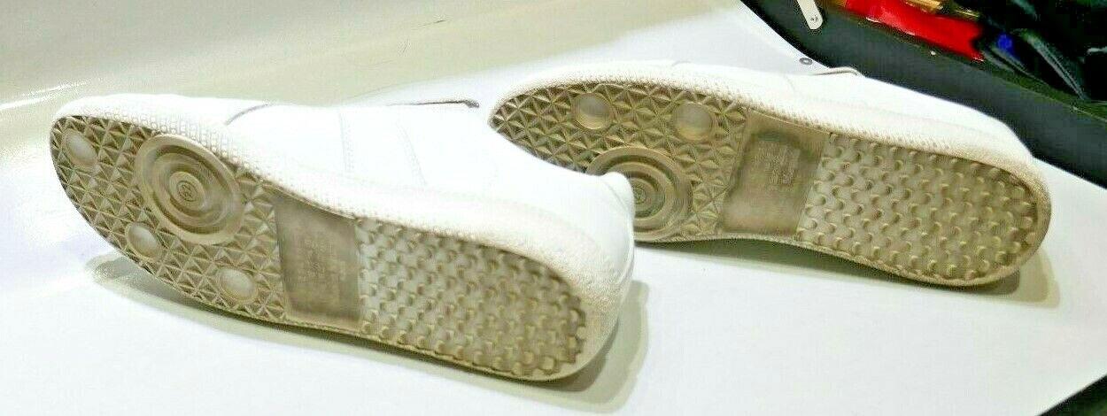 MAISON MARGIELA bianca Leather scarpe scarpe scarpe da ginnastica w Box Dimensione 38 d401a1