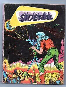 Sideral-Album-editeur-des-n-7-a-12-ARTIMA-1959-Bel-etat