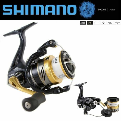 Shimano Spinning Reel Nasci Fb