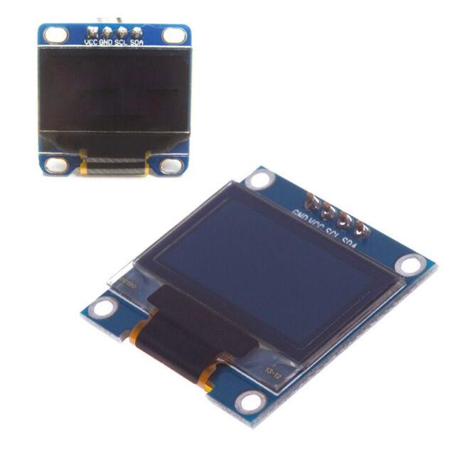 "Handy 0.96"" I2C IIC Serial 128X64 OLED LCD LED Display Module For Arduino ER"