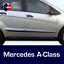 Mercedes Un-Classe Mk2 à friction bandesPorte ProtecteursSide Mouldings