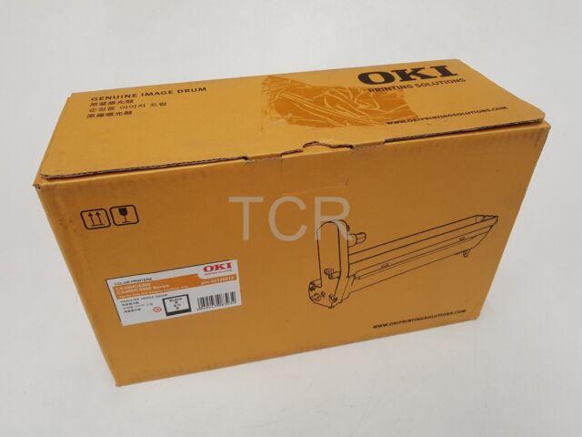 Genuine OKI C5100/C5200/C5300/C5400 Black Image Drum Unit 42126612