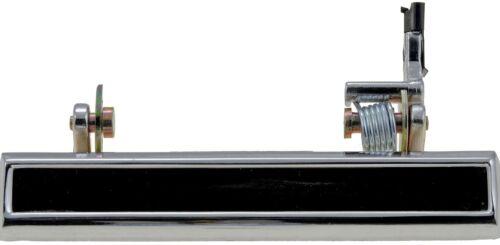 70-81 Camaro Firebird Trans Am Die Cast Outside Outer Door Handle Chrome LH DOR
