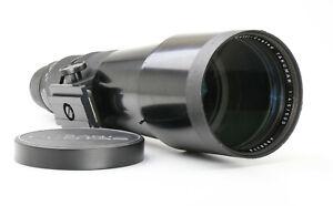 Pentax-500-4-5-Super-Multi-Coated-Takumar-mit-Nikon-Anschluss-Sehr-Gut-225120