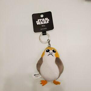 New Disney Parks Star Wars Galaxy/'s Edge Toydarian Toymaker Porg Plush Keychain