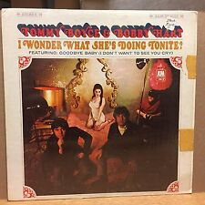 Tommy Boyce & Bobby Hart I Wonder What She's Doing Tonite LP A&M In Shrink EX
