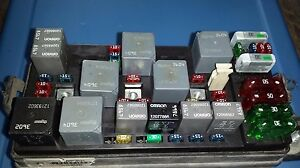 fuse box for 2000 cadillac sts