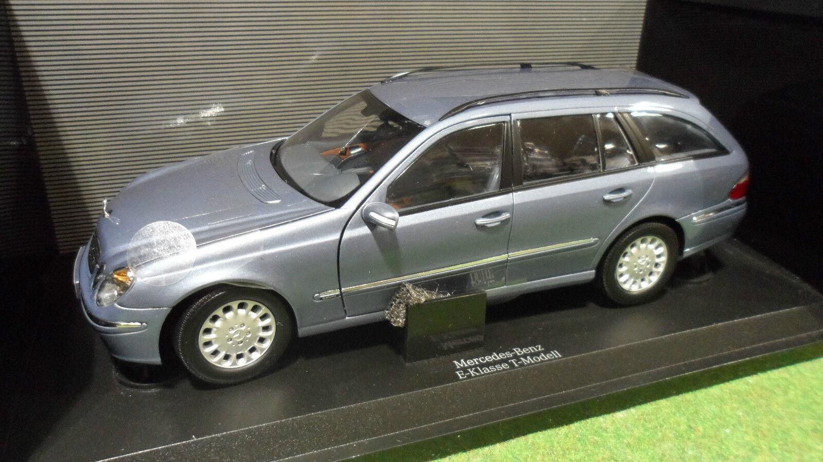 MERCEDES BENZ E-KLASSE T-MODELL CLASS au 1 18 KYOSHO B66962168 voiture miniature