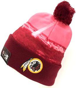 23b417a2b9a Image is loading Washington-Redskins-New-Era-NFL-Scapeshot-Skyline-Knit-