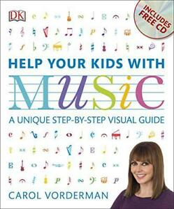Help-Your-Kids-with-Music-by-Vorderman-Carol-NEW-Book-FREE-amp-FAST-Delivery