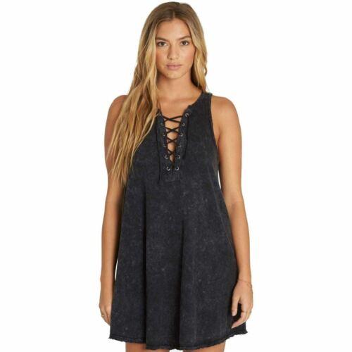 Billabong Let Loose Black Dress
