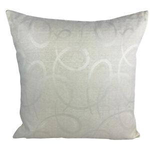 Nylon-Cream-Cushion-Covers-Abstract-Print-17-x-17-034-43-x-43-cm