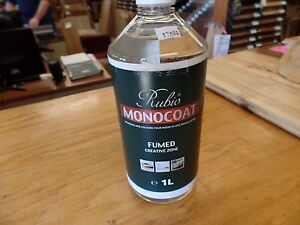 Rubio Monocoat Fumed 1l 75 00 Shipping Included 689855513707 Ebay