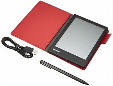 NEW Sharp WG-N20-B Electronic Memo Pad Handwriting Notebook Save 2000 Page JAPAN